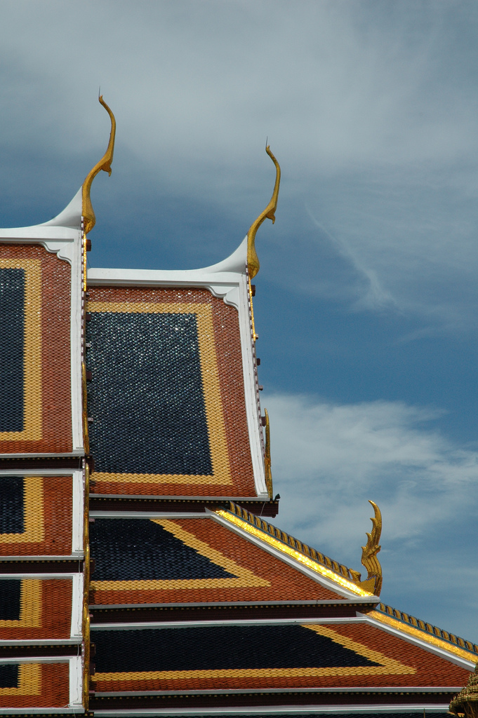 Royal Grand Palace - Wat Phra Kaew